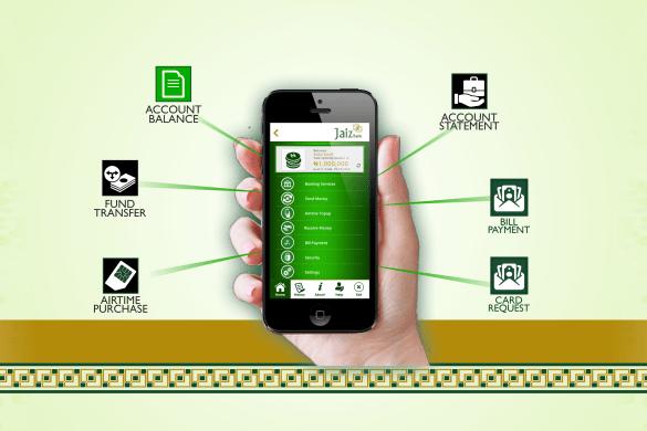 Jaiz Bank Mobile Banking