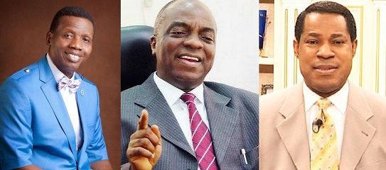 Richest Pastors in Nigeria