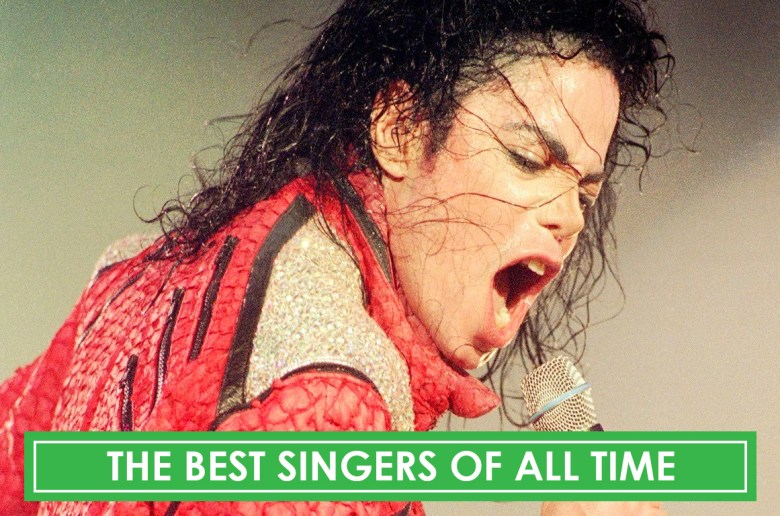 The Best Singers of All Time
