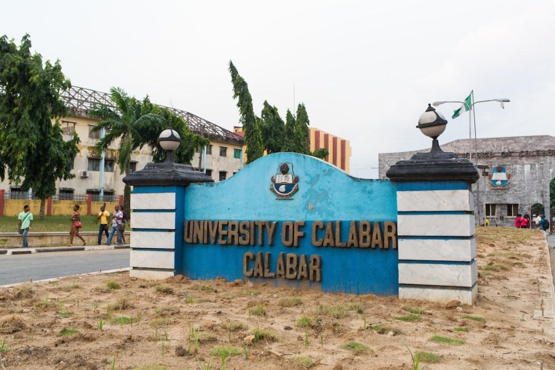 University of calabar school fees