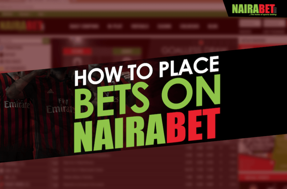 how to play nairabet