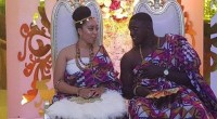 Chris Oyakhilome's daughter Traditional wedding