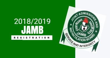 2019 JAMB Examination
