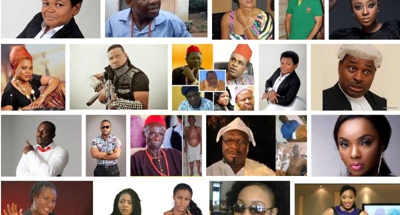 Date Of Birth of Nigerian Actors