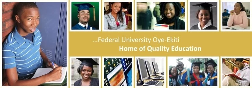 Federal University Oye-Ekiti, FUOYE Acceptance Fee Payment & Registration Procedure - 2017/18