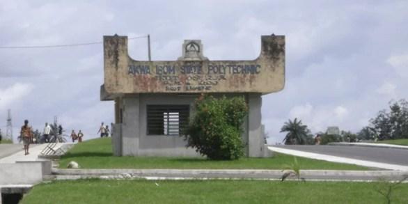 Akwa Ibom State Poly HND Form