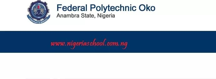 Federal Poly Oko Acceptance Fee