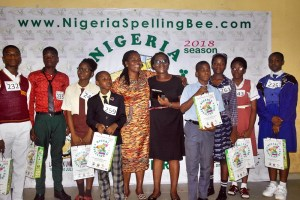 Nigeria Spelling Bee South East Qualifier