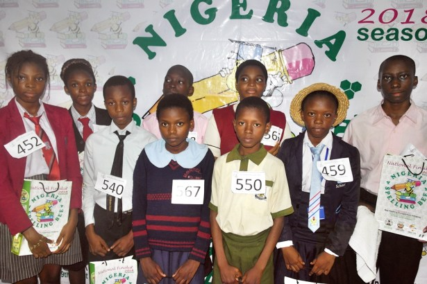 Nigeria Spelling Bee South-West Regional Qualifier