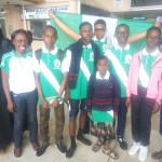 Team Nigeria Spelling Bee to the African Spelling Bee