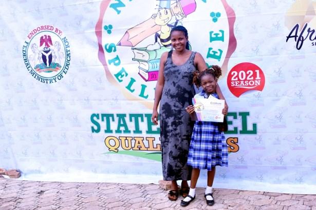 Nigeria Spelling Bee Enugu State Qualifier,