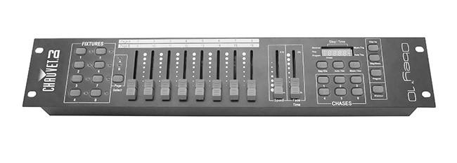 Console DMX Chauvet OBEY 10 – 16 Canaux DMX