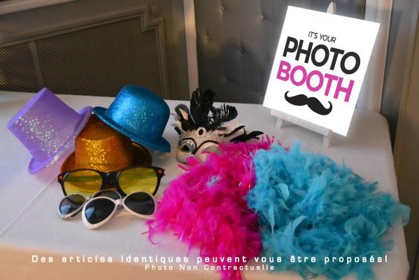 Kit de 8 Déguisements pour PhotoBooth
