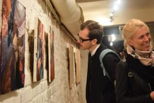 """Изложбата """"Вместо глава на поета"""" в галерия U. P.A.R.K."""