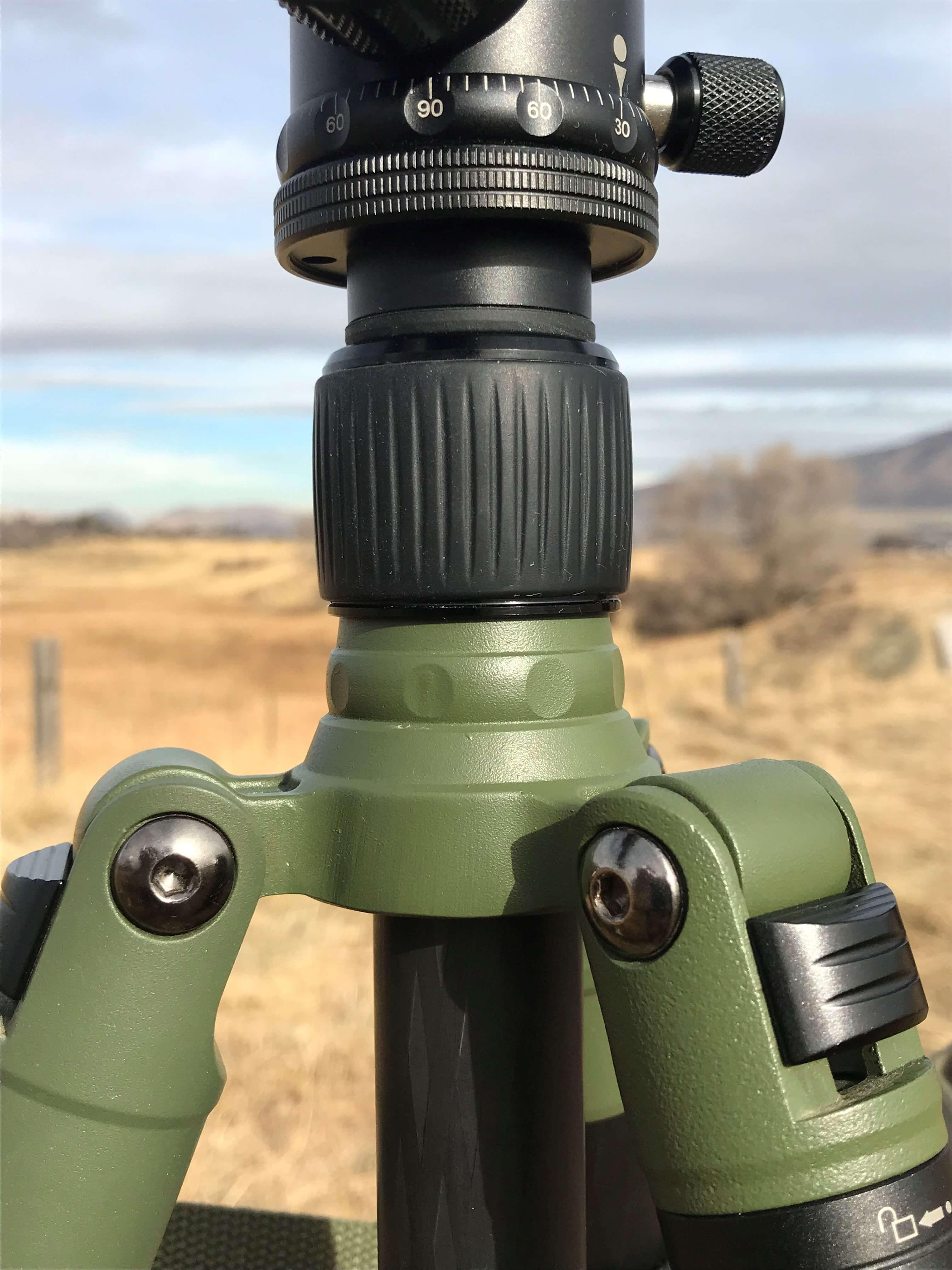 Night Stalker Shooting Tripod & Ball-Head ***ATTENTION ...