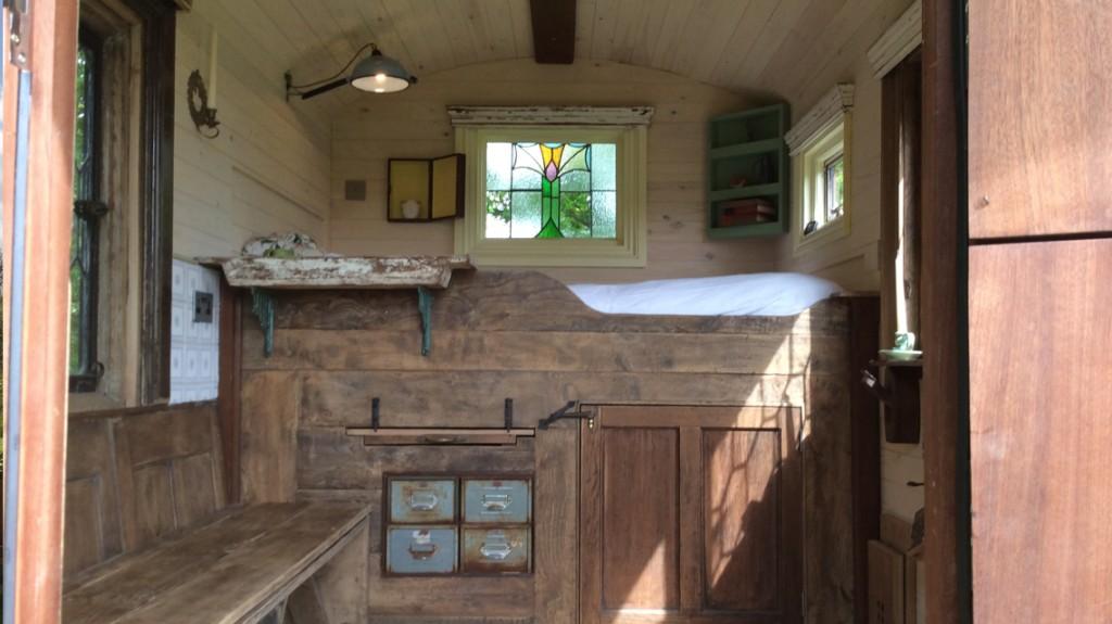 Wren Hut Gallery Nightingale Shepherds Huts