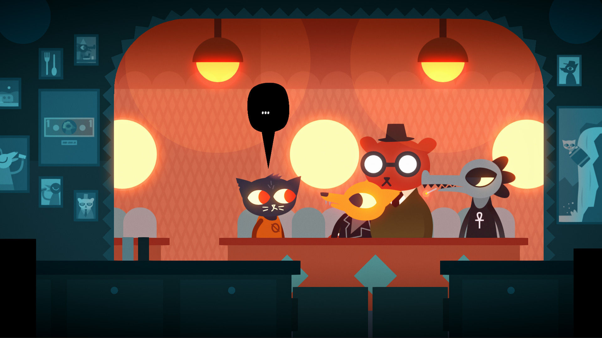 Resultado de imagen de night in the woods