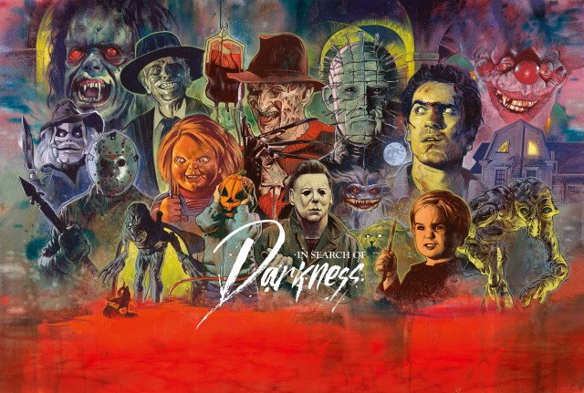 Interview: Director David Weiner for IN SEARCH OF DARKNESS
