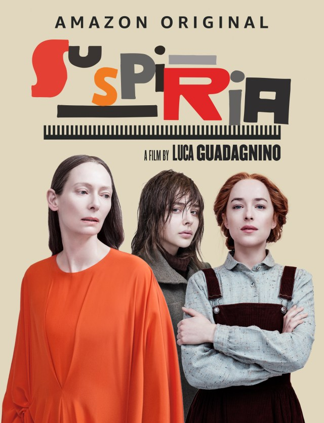 [NEWS] SUSPIRIA Coming to Amazon Prime Video on May 3rd!