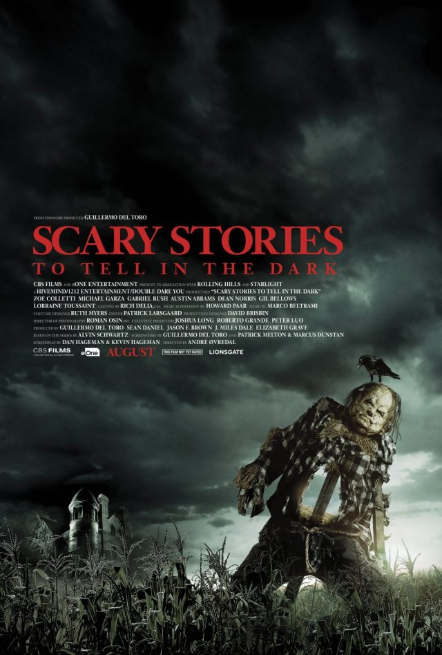 [News] SCARY STORIES TO TELL IN THE DARK Teaser Trailer is Here!