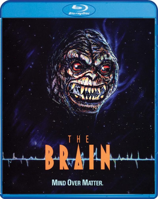 [News] THE BRAIN Arrives to Blu-ray April 30 from Scream
