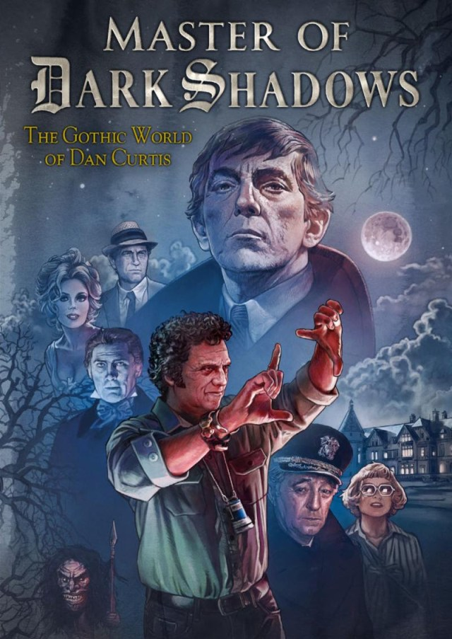 [News] MASTER OF DARK SHADOWS Trailer Dives into Dan Curtis's World