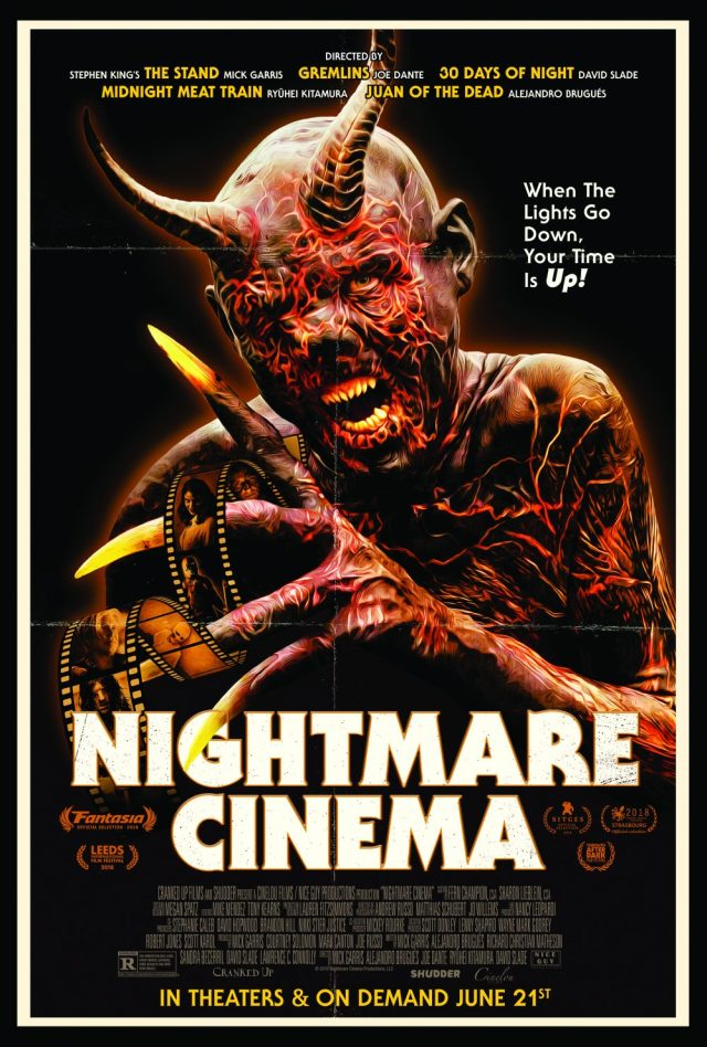 [News] NIGHTMARE CINEMA Coming to Theaters and On-Demand June 21