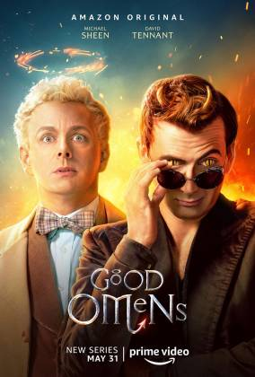 [News] GOOD OMENS Receives the Blessings of Satanic Nuns in Music Video