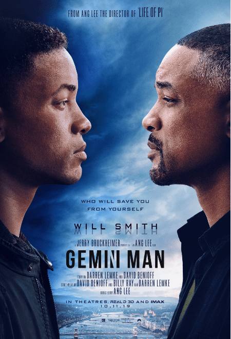 [News] New GEMINI MAN Trailer Has Will Smith Meeting His Younger Self