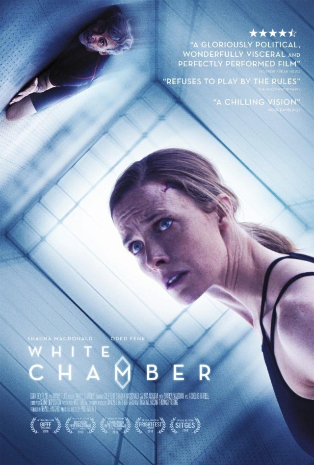 [News] WHITE CHAMBER Coming to Blu-ray and DVD May 21