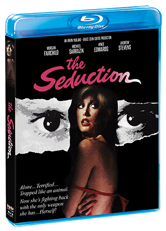 [News] THE SEDUCTION is Coming to Blu-Ray on May 21