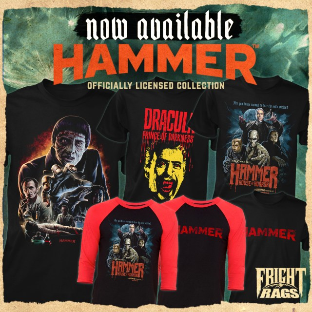 [News] Fright-Rags Summons THE OMEN, HAPPY DEATH DAY, and More!