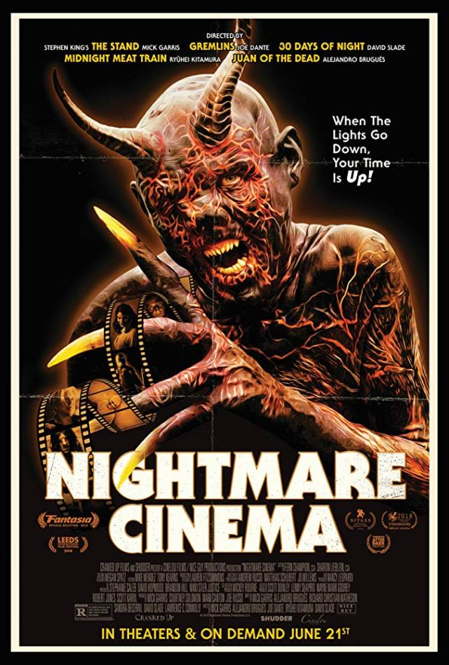 [News] Cranked Up and Shudder Launch AN EVENING OF NIGHTMARES Screening Series