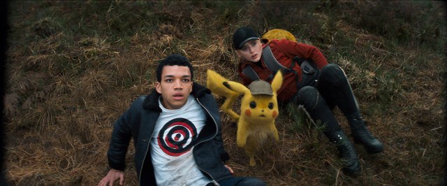 Nothing good can come from what Pikachu and his gang are looking at