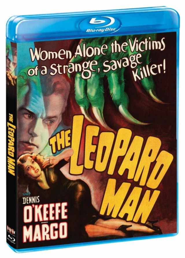 [News] The 40's Horror Classic THE LEOPARD MAN Arrives on Blu-ray July 30th!