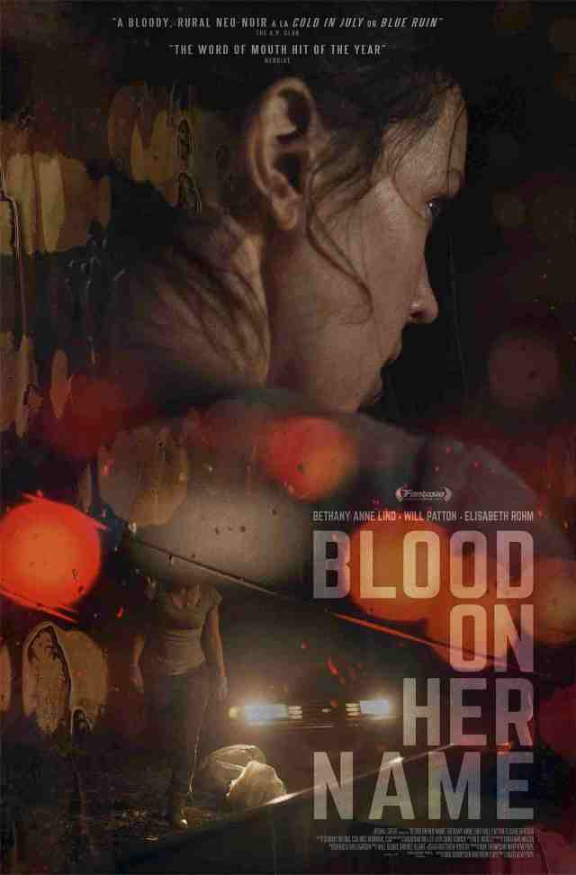 [Movie Review] BLOOD ON HER NAME