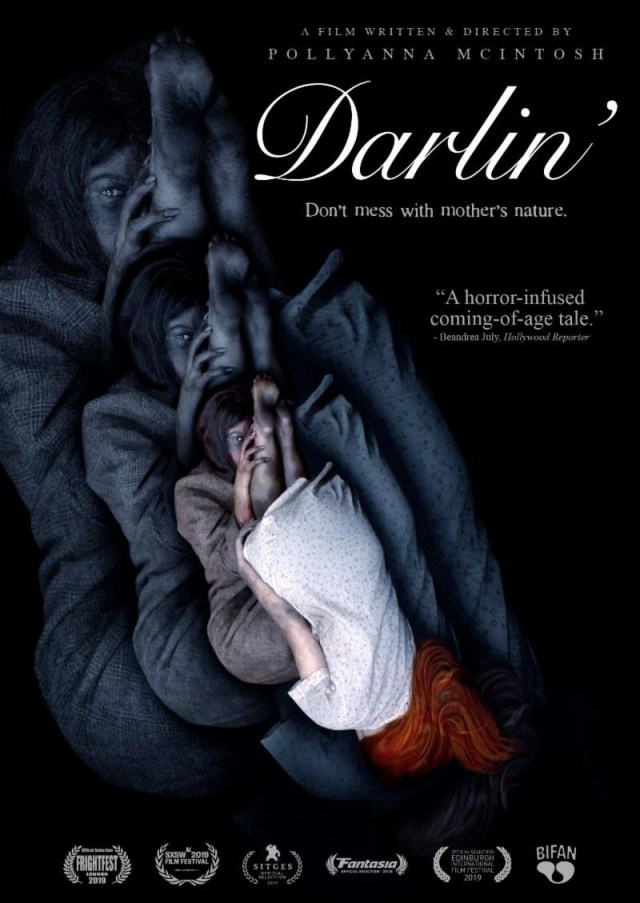 News] DARLIN' Coming to Blu-ray and DVD - Nightmarish Conjurings