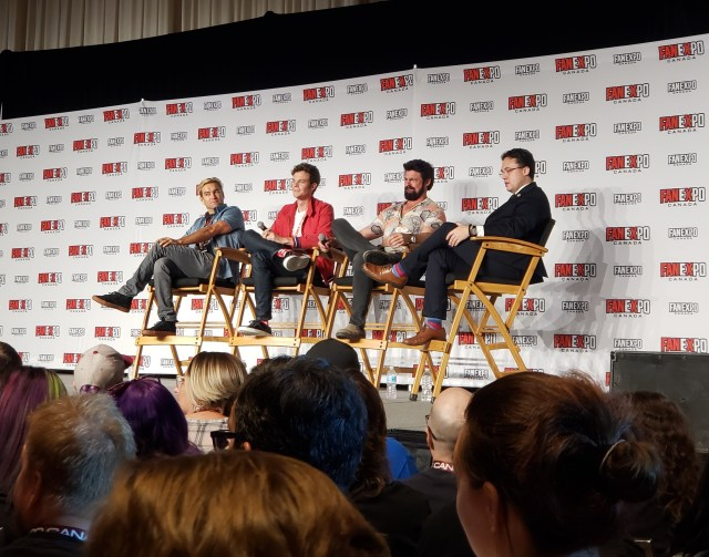 FanExpo Canada Panel Recap: THE BOYS