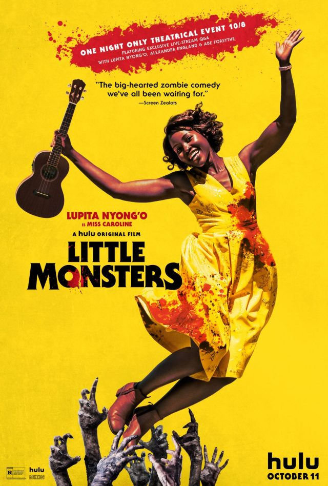[News] Lupita Nyong'o Shines in LITTLE MONSTERS Red-Band Trailer