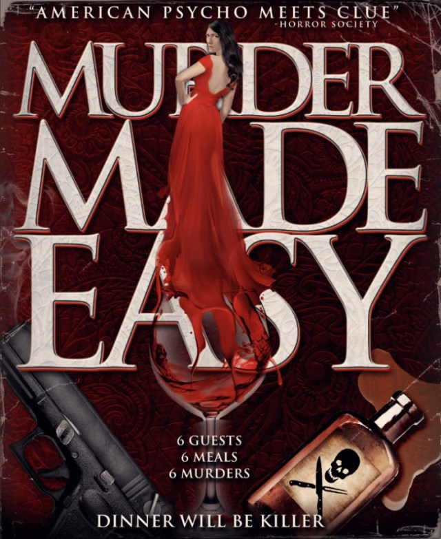 [News] Terror Films Acquires Digital Rights to MURDER MADE EASY