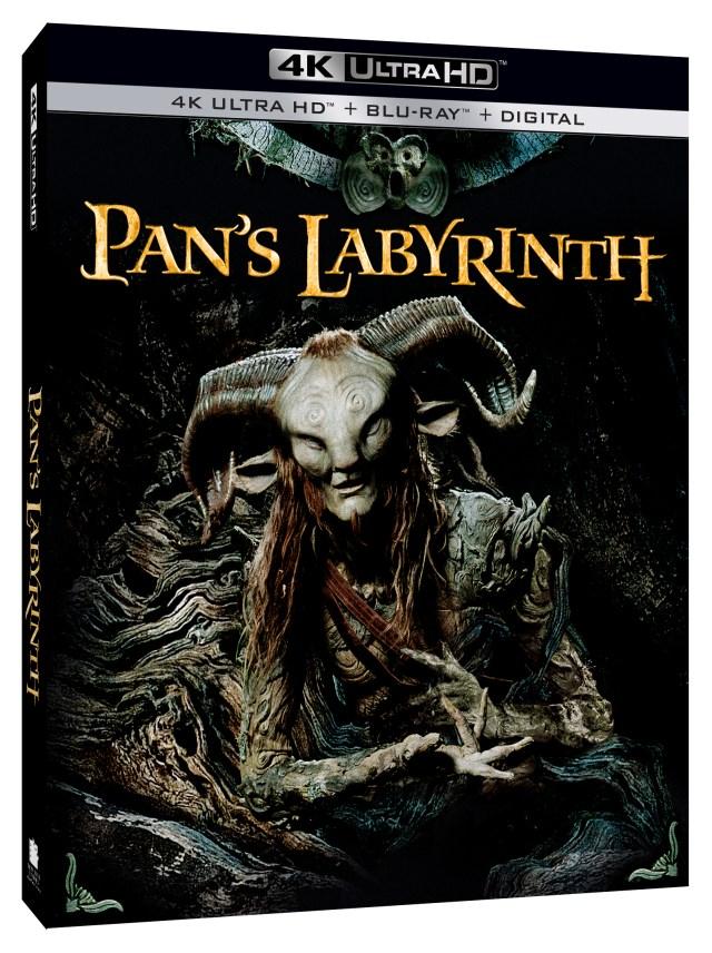 Blu-ray/DVD Review: PAN'S LABYRINTH (2006)