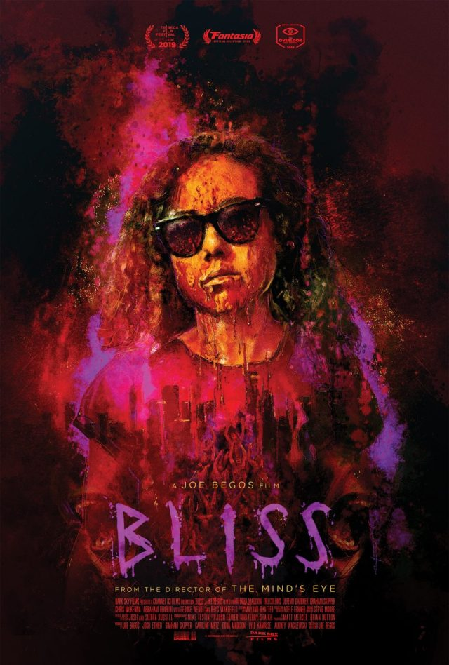 [News] Joe Begos' BLISS Comes to Blu-ray and DVD on November 12