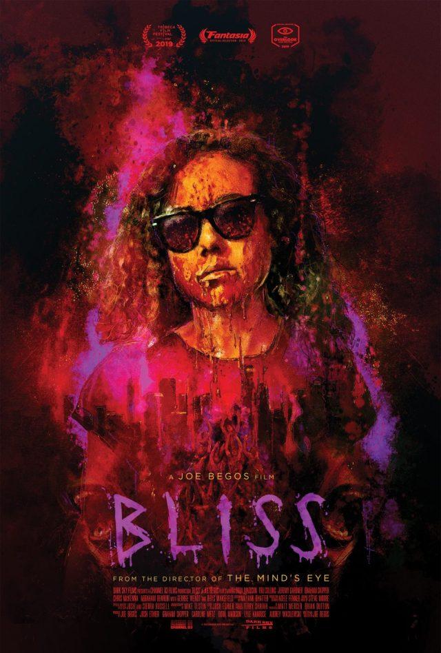 [News] Joe Begos' BLISS Comes to Blu-ray and DVD on November 12