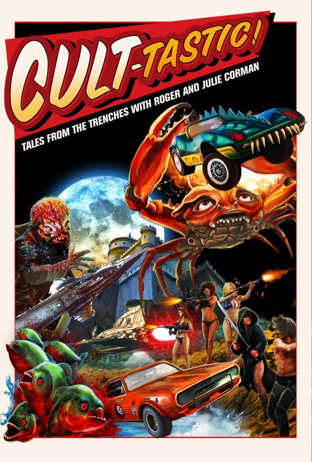 [News] Shout! Factory TV Launches CULT-TASTIC: TALES FROM THE TRENCHES WITH ROGER AND JULIE CORMAN