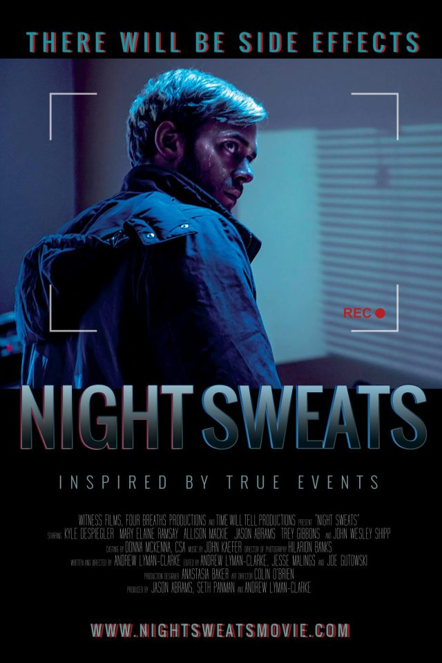 [News] Thriller NIGHT SWEATS Available on VOD This November