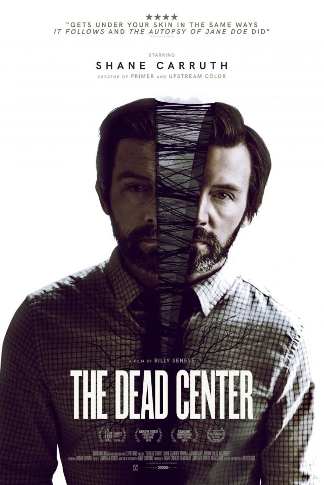 Interview: Actor and Producer Shane Carruth for THE DEAD CENTER
