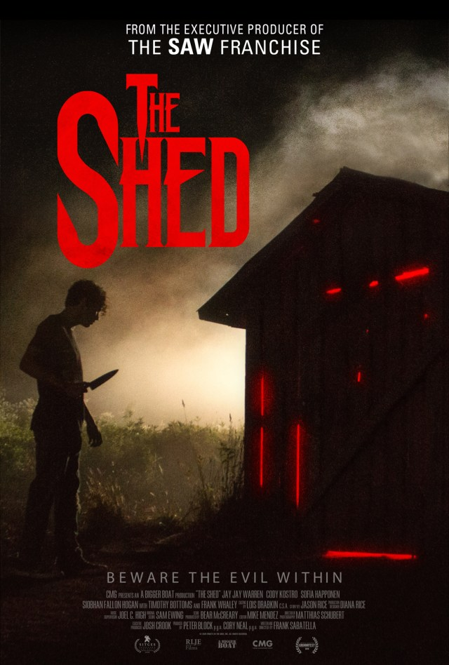 [News] Experience THE SHED in Official Trailer Premiere