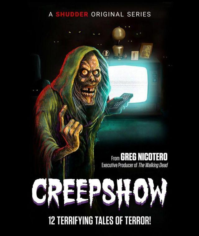 [News] CREEPSHOW TV Series is a Monster Hit for Shudder