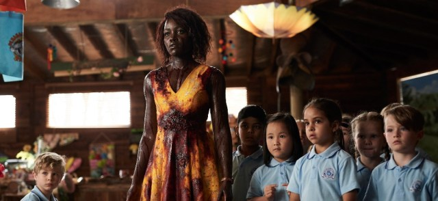 [Exclusive] Lupita Nyong'o Charges Full Zombie Ahead in LITTLE MONSTERS Clip