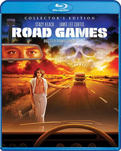 [News] ROAD GAMES Starring Jamie Lee Curtis on Blu-ray This November!